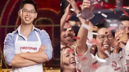 MasterChef Canada Season 7 Winner Christopher Siu